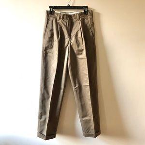 Gap Men's Tan Khaki Pants